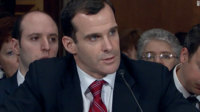 Brett McGurk came under fire for using his government account to exchange flirtatious e-mails with a Wall Street Journal reporter.