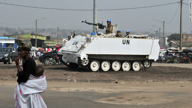 Can U.N. help itself from underwriting human rights abuses?