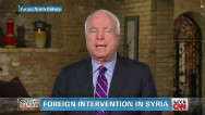 "McCain: U.S. reaction to Syria ""shameful"""