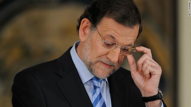 El avión del presidente de gobierno español sufre una avería y tiene que regresar a Dublín