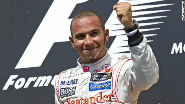 Seven winners from seven F1 races