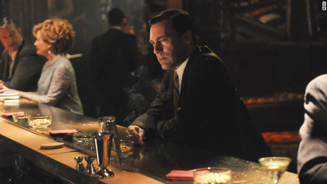 'Mad Men' cliffhanger: Will he or won't he?