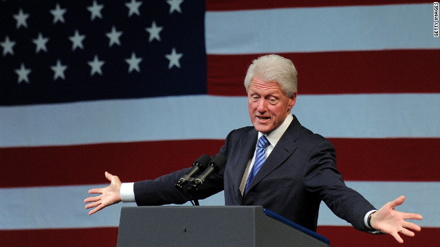 Bill Clinton mastered the campaign of