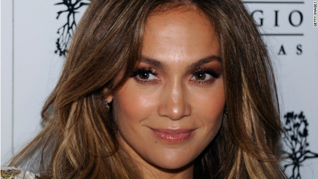 Jennifer Lopez appears on CNN en Espanol's CALA this Wednesday