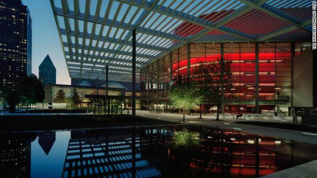 Dallas' new opera house has upped the city's cultural cred.