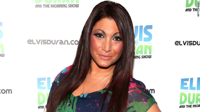 'Jersey Shore's' Deena had quite the weekend