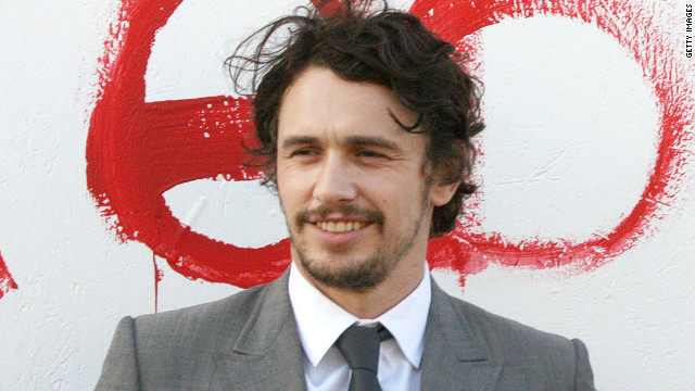 A few questions with James Franco