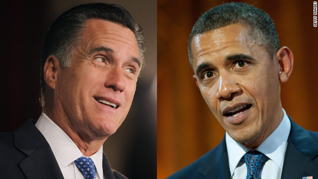 Obama-Romney race dead heat in new CNN Poll of Polls
