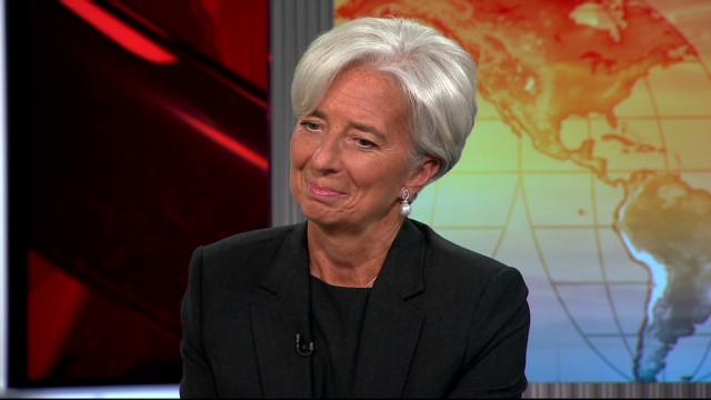 """Lagarde afirma que quedan """"menos de tres meses"""" para rescatar el euro"""