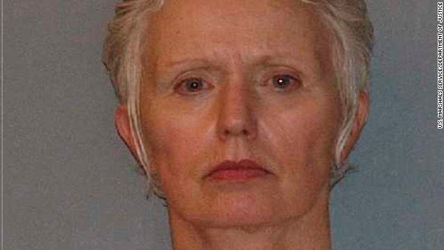 Report: 'Whitey' Bulger's girlfriend sentenced to 8 years