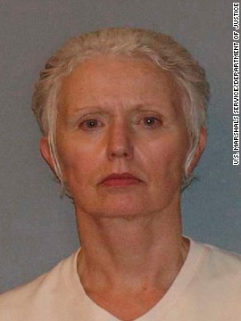 "Catherine Greig, longtime partner of accused mob boss and fugitive James ""Whitey"" Bulger, was sentenced to eight years in prison."