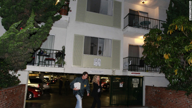 The couple had for several years hidden in plain sight in a three-story apartment building in Santa Monica, California.