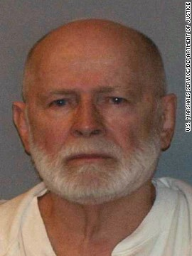 Bulger, who is being held without bail, was the head of a South Boston Irish gang before he went on the lam in 1995.