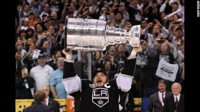 Need to Know News: L.A. Kings reign over New Jersey Devils to clinch Stanley Cup; Ohio boy tells police father killed his mother