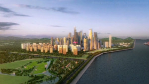 Georgia sees 'pop-up' city as future hub