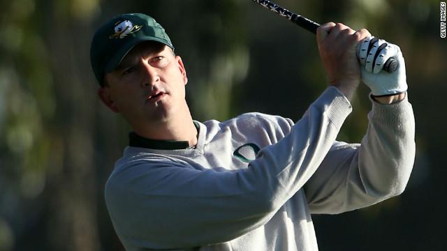 Después de 14 años, un golfista con discapacidad regresa a un Abierto de EE.UU.