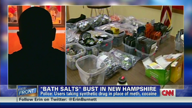 Undercover Agent In Bath Salts Bust Users Believe It