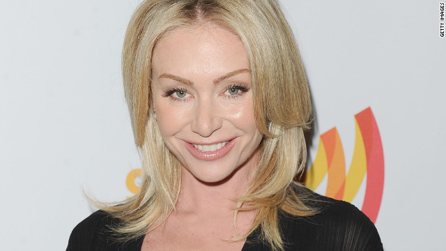 NBC announces Portia de Rossi will play Lily Munster in its reboot of 