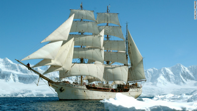 The magic of tall ships