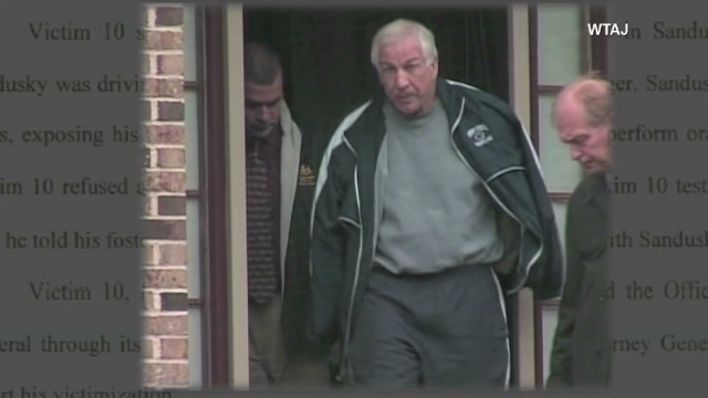 SANDUSKY THREATENED BOY, ALLEGED VICTIM TESTIFIES - CNN.com