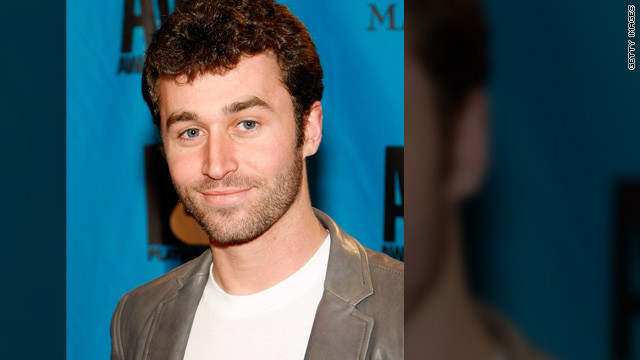 LiLo's maybe co-star, porn actor James Deen