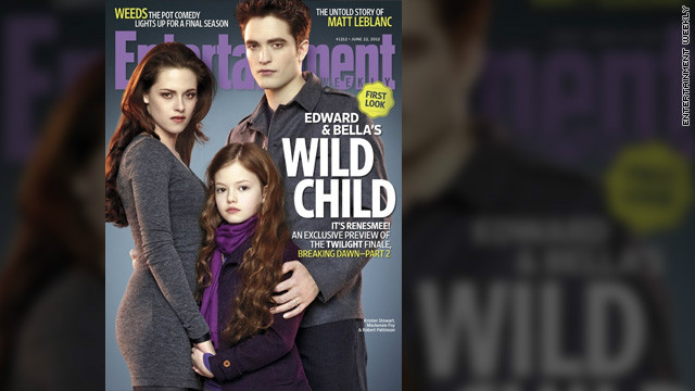 'Twilight Saga's' Renesmee unveiled