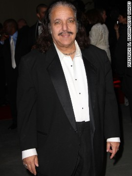 Ron Jeremy, also known as