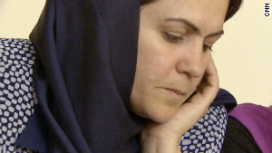 Fawzia Koofi photographed in June near Kabul.