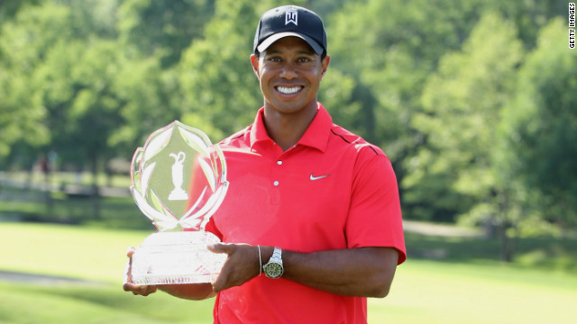 Tiger Woods, a three-time U.S. Open winner, is one of the favorites for this year's event, thanks to his success at the recent Memorial Tournament. The former world No. 1 is four titles short of Jack Nicklaus' record of 18 major triumphs.