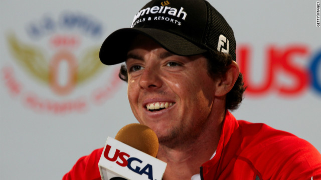 The highlight of Rory McIlroy's career so far arrived at last year's U.S. Open, where he secured a record-breaking triumph at Congressional just months after throwing away a four-shot lead on the final day of the Masters. 