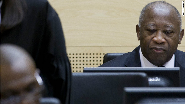 Former Ivory Coast president, Laurent Gbagbo, is facing charges of crimes against humanity.