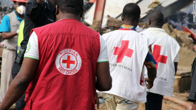 La Cruz Roja, Premio Príncipe de Asturias de Cooperación Internacional 2012