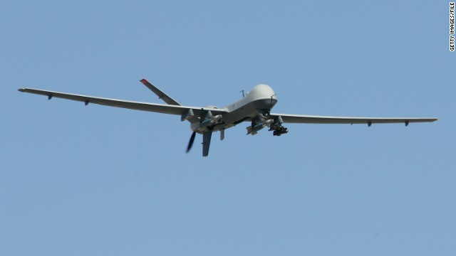 More controversy over drones