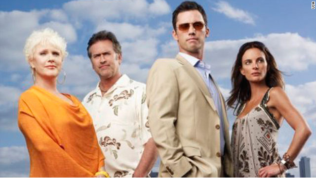 'Burn Notice' creator: Dramatic changes to come in new season