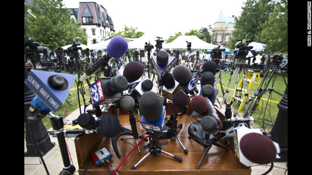 Photos: Sandusky trial coverage