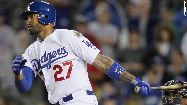 Matt Kemp and the Dodgers are having a banner season in Los Angeles.