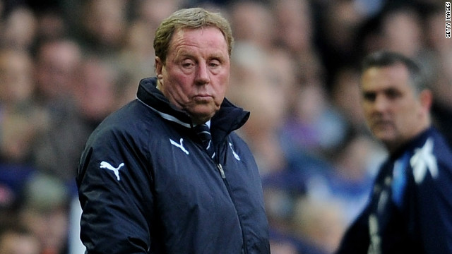 Another on Russia's list is Harry Redknapp, who was in line to replace Capello but missed out as Roy Hodgson took England to Euro 2012 -- and he watched the tournament as a TV pundit after being sacked by Tottenham.
