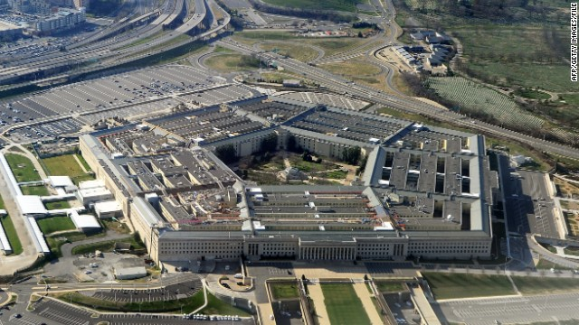 Pentagon told to plan for cuts ahead of fiscal cliff