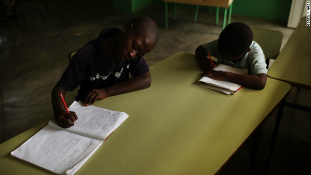 The Dominican Republic is considering legislation banning illegal immigrants from public schools.
