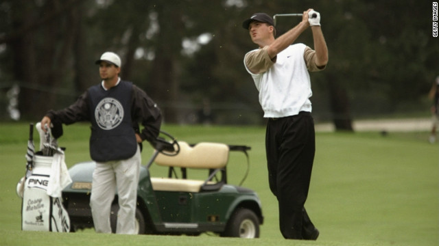 Martin had to appeal to the U.S. Supreme Court so he could use a cart after the PGA Tour ruled against him. He is now coach at the University of Oregon, having given up his pro ambitions in 2006.