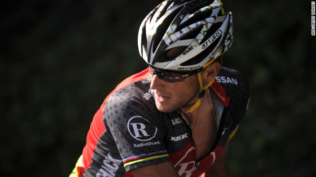 Lance Armstrong demanda a agencia de dopaje para que retire los cargos en su contra