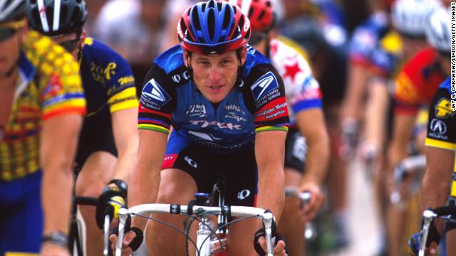 El gobierno de EE.UU. se suma a la demanda contra Lance Armstrong