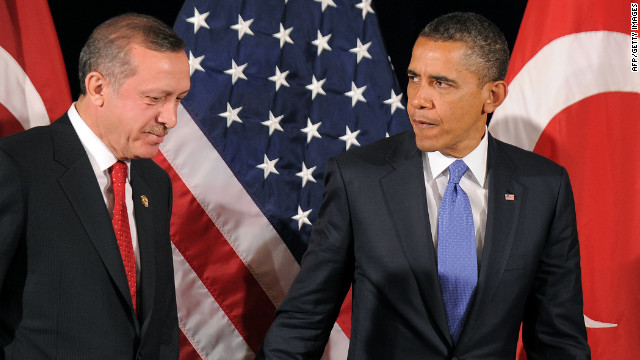 Will Turkey force Obama's hand on Syria?