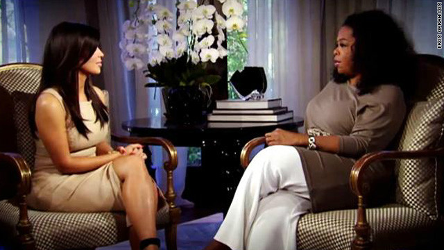 Kardashians still being asked why they're famous, this time by Oprah