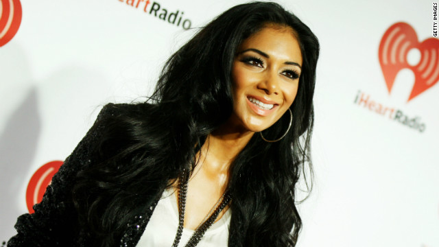 Nicole Scherzinger to judge 'X Factor' in the U.K.