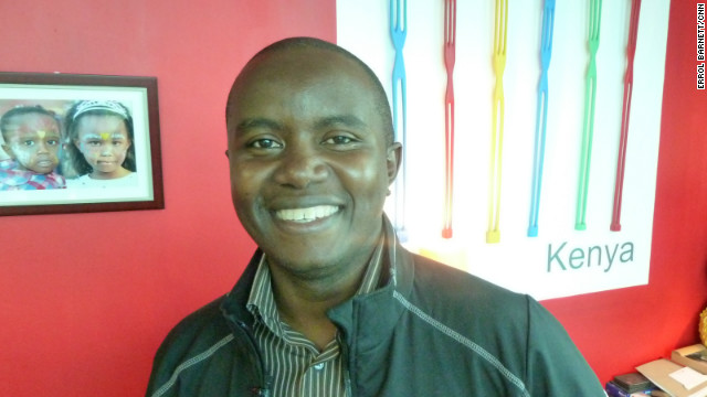 Joe Mucheru, Google's Ambassador for Sub-Saharan Africa, gives Inside Africa a sneak peak into Google's new services, including a mapping service keeping the government accountable on its promises to build new schools.