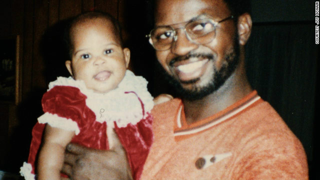 Challenger daughter's journey to know her hero dad
