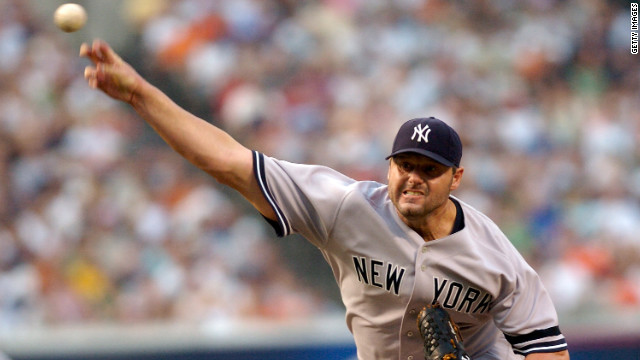 Pitching legend Roger Clemens is on trial on charges that he lied to Congress in 2008 about being injected with human growth hormone and steroids by his former trainer.