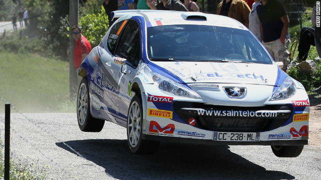 Craig Breen and Gareth Roberts competed at the Tour de Corse in May.