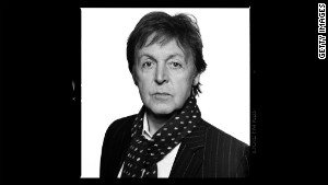 Paul McCartney, a founding member of The Beatles, photographed in 2008. (Photo by Terry O'Neill/Getty Images)